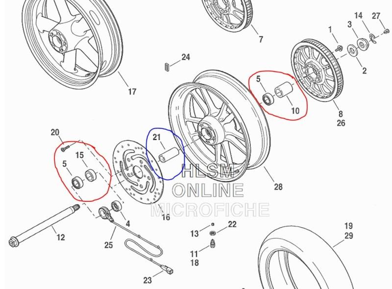 Roulement roue arrière 12000 km, normal ou pas? Roulem10