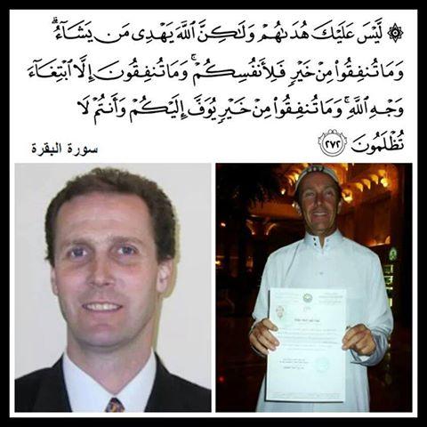 الصحفى الامريكى الشهير مارك شيفر يدخل الاسلام فنسال الله له الثبات 10857810