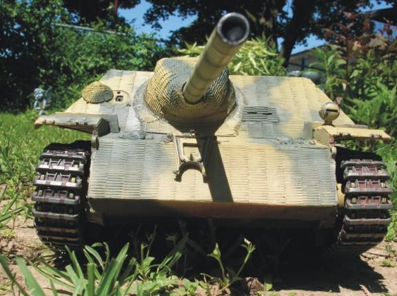 Jadgpanzer L70V panzerparts kit. L70_bu17