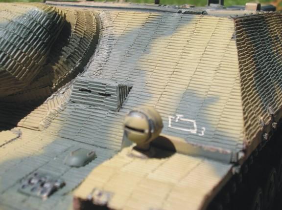Jadgpanzer L70V panzerparts kit. L70_bu19