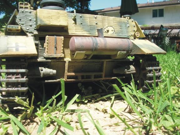 Jadgpanzer L70V panzerparts kit. L70_bu21