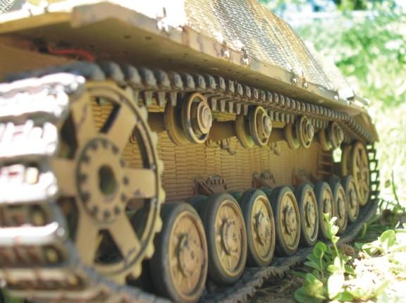 Jadgpanzer L70V panzerparts kit. L70_bu22