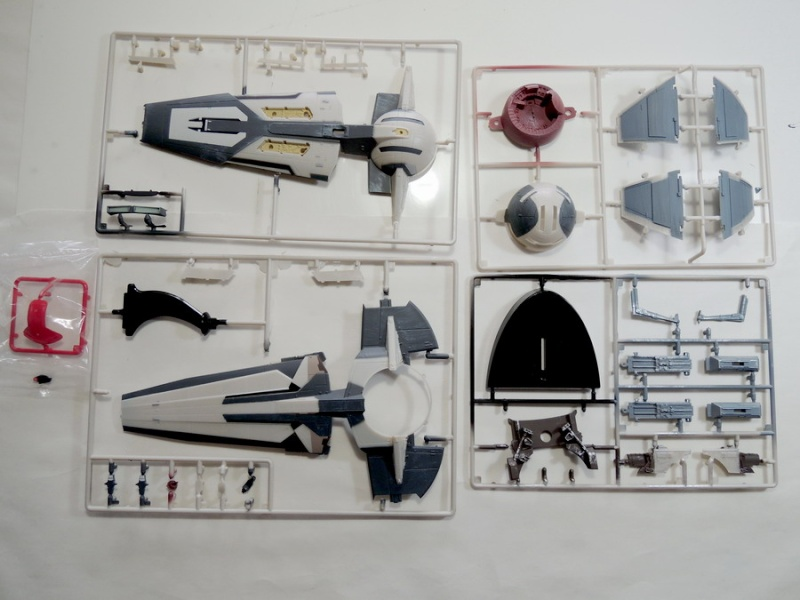 Darth Maul's Sith Infiltrator- Revell EasyKit 0210