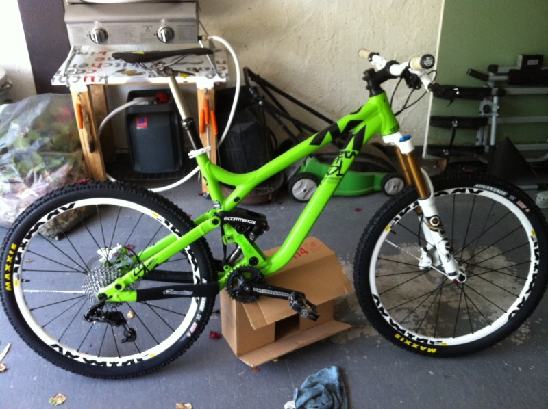 [Fabien.men] Commencal SL 2 customisé Photo10