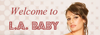 Welcome To LA Baby Logo11