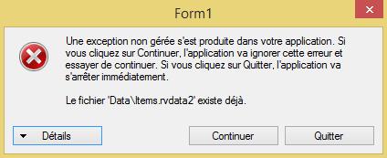 [résolu]Quest Designer Problème Form110