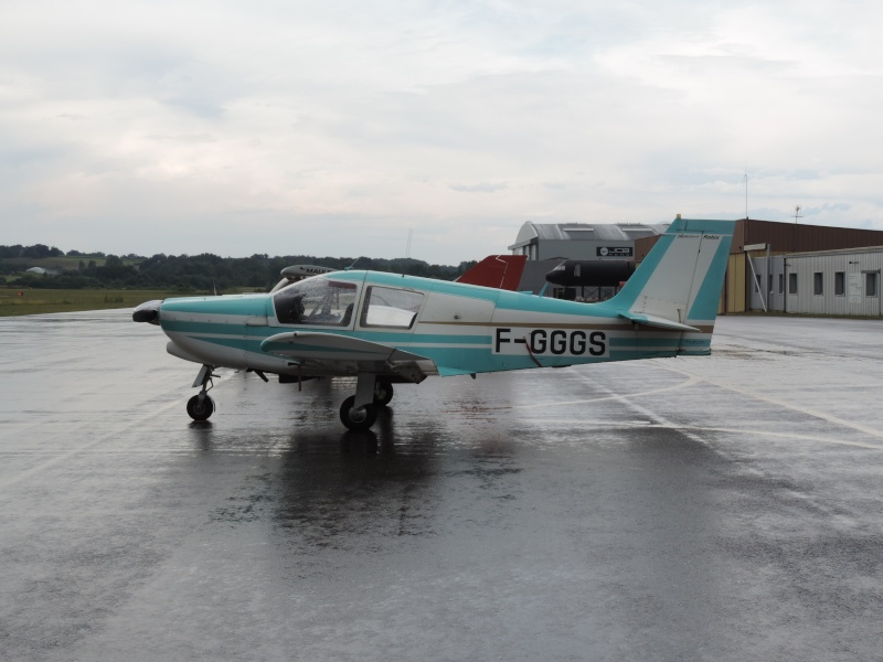 Aérodrome d'Auch - Lamotte Dscn5710