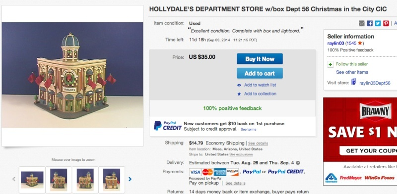 """""""Hollydale's Department Store"""" Ref.56.55344 Screen14"""