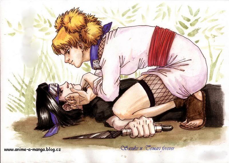 Sasuke x Temari Temari12