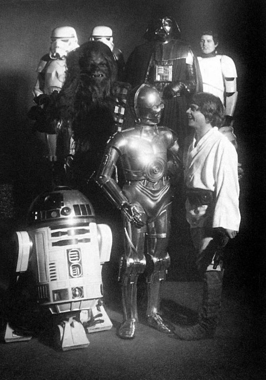 Star Wars - Vintage - Photos d'époque. - Page 3 10868110