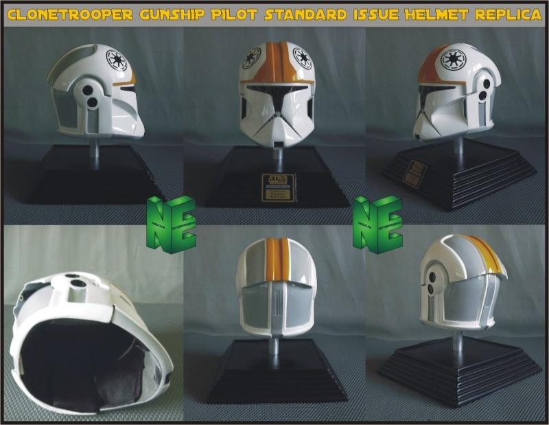 casque pilote clone phase I Clonea10