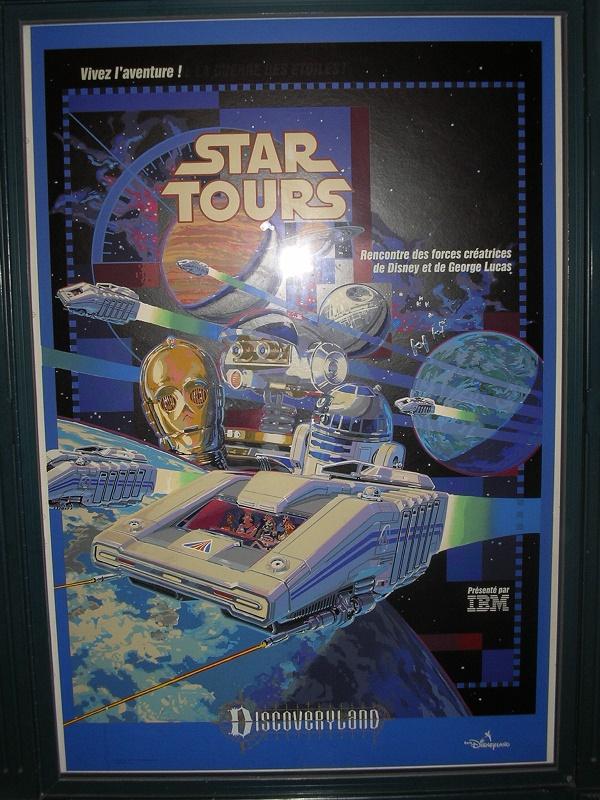 Star Tour - DisneyLand Paris Imgp1310