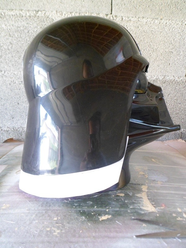 CUSTOMISATION CASQUE DARK VADOR DON-POST STUDIO Sam_7420