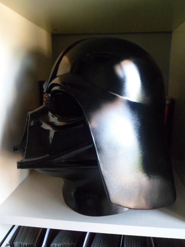 CUSTOMISATION CASQUE DARK VADOR DON-POST STUDIO Sam_7442