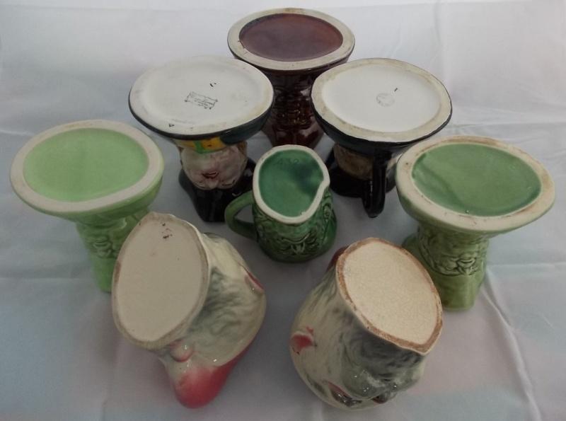 431 Santa mug and 432 toby jug INQUEST. Dscn3818