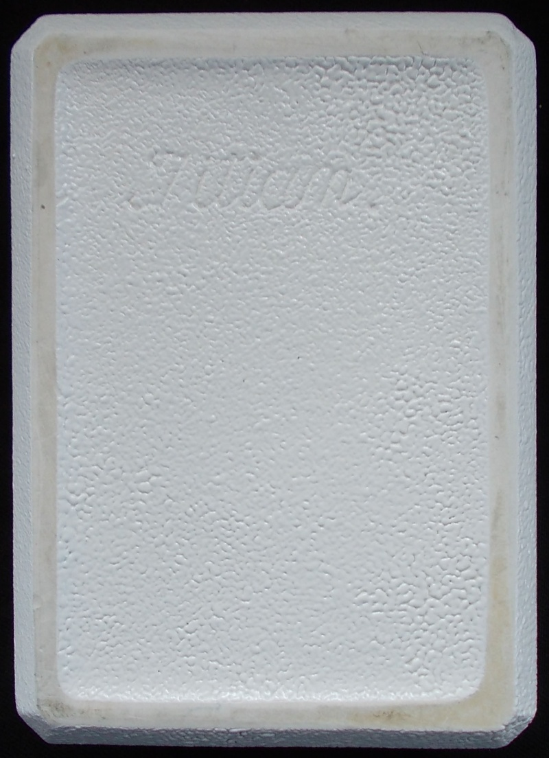 Titian Black, Green and Crackle Glaze white square bowls Dscn6923