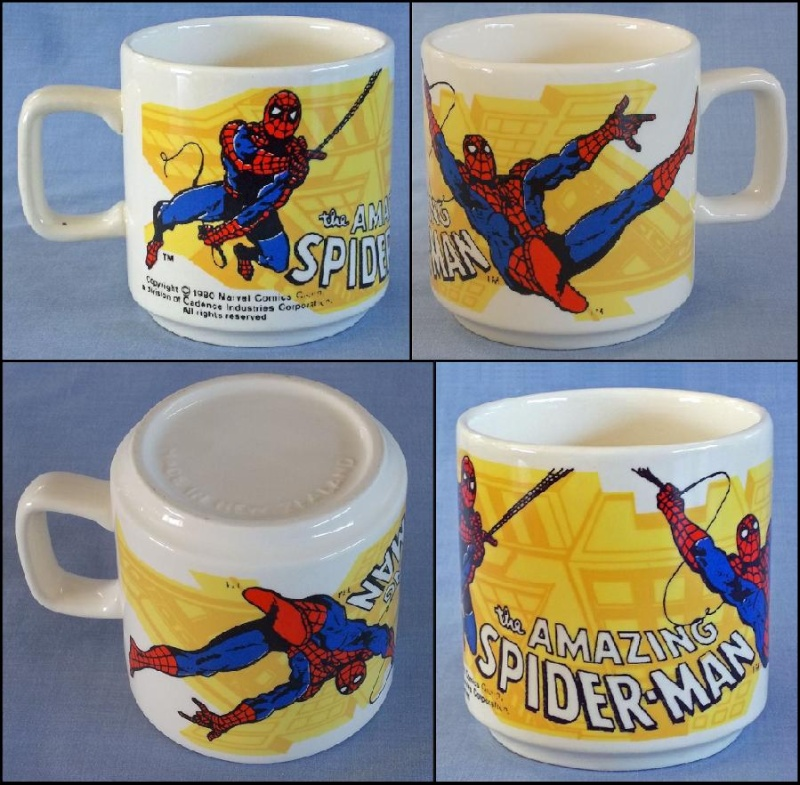 Show us your mugs .... Crown Lynn of course ;) - Page 5 Spidey10