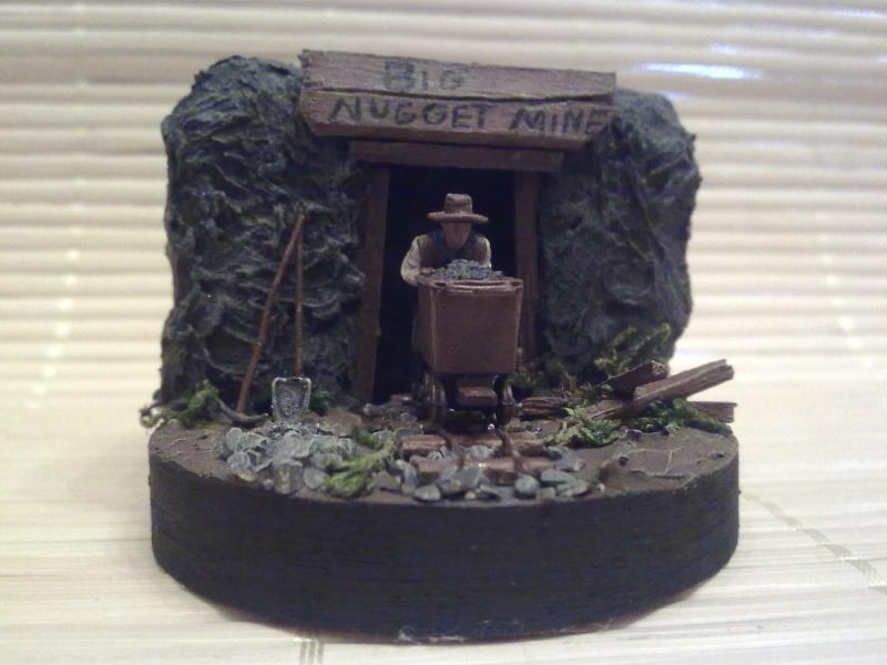 Big Nugget Mine 1/72 18102010