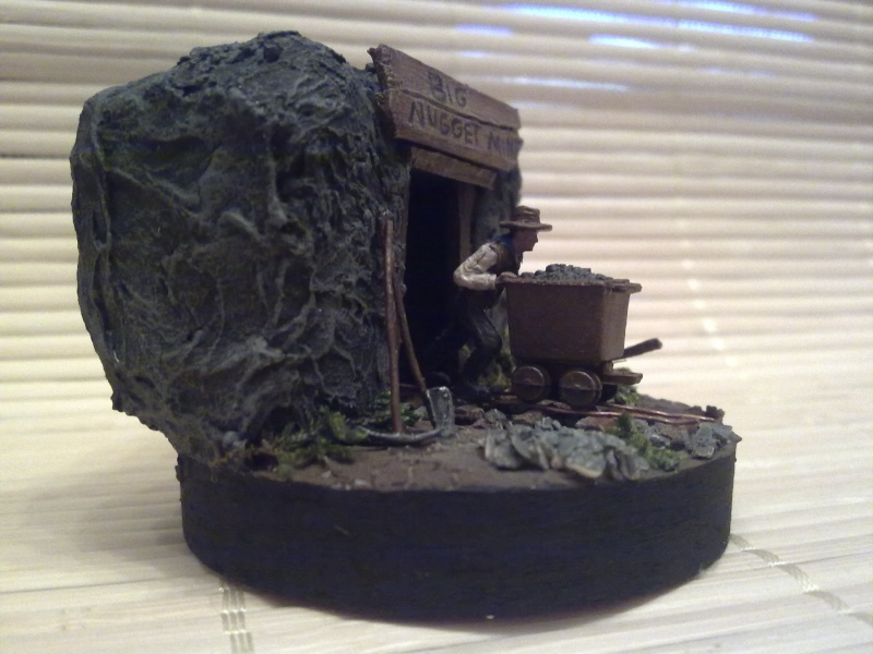 Big Nugget Mine 1/72 18102012