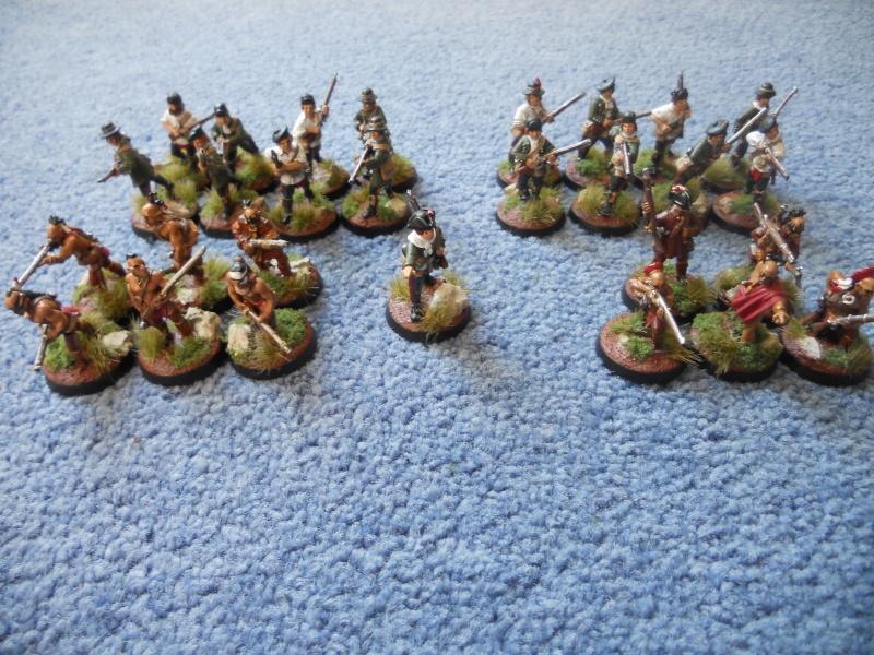Lot musket & tomahawk Dscn0219