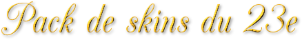 Pack de Skins 23eRI 5.0  Coolte12