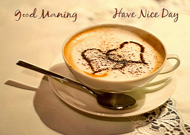 Good morning! Have a wonderful day! Latest10