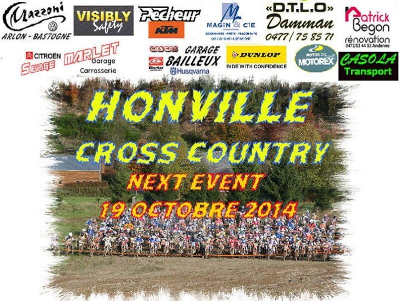 OFFROAD DAY EXC - Honville Cross Country 18 /19 octobre ... 11927