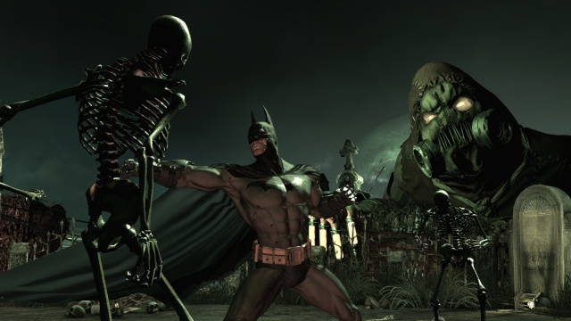 [TEST_PC] Batman Arkham Asylum Batman11