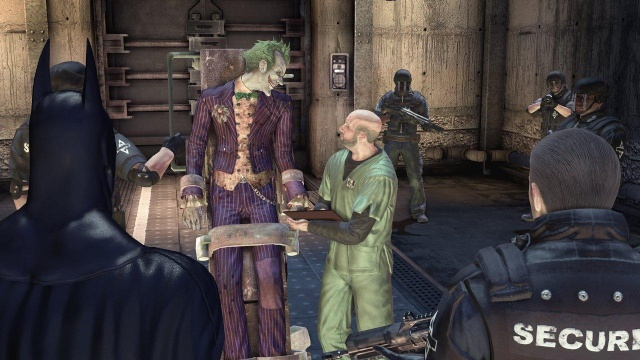 [TEST_PC] Batman Arkham Asylum Batman12
