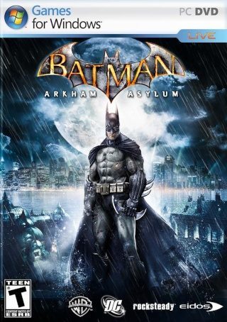 [TEST_PC] Batman Arkham Asylum Me000110
