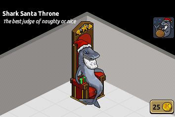 [ALL] Raro Natale 2014 - Shark Santa Throne - Pagina 2 12311
