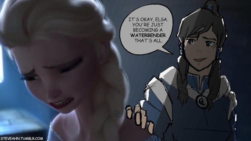 La Reine des Neiges - Page 39 Korra_10