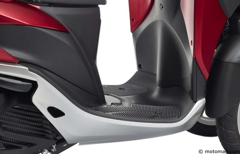 Yamaha Tricity 125 : interview de M. de Seynes (Yamaha Europe) Tr110
