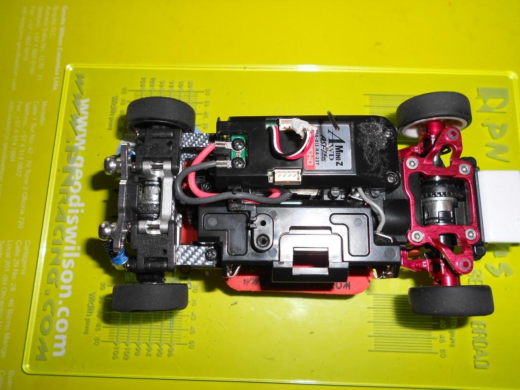 mon garage (enfin en mini-z :) Dscn1314