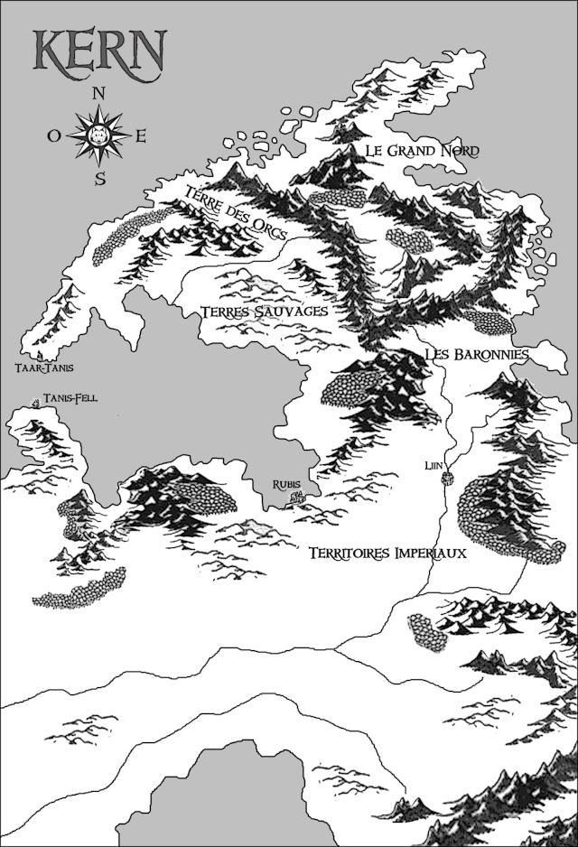 Bran Dents De Loup [Editions Rod] Carte_10