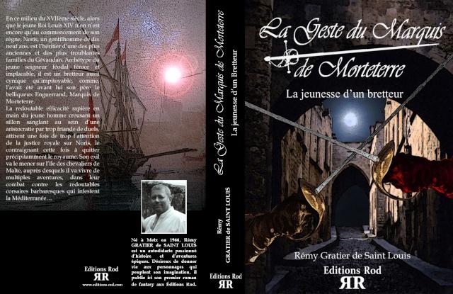 La Geste du Marquis de Morteterre est publié Couver36