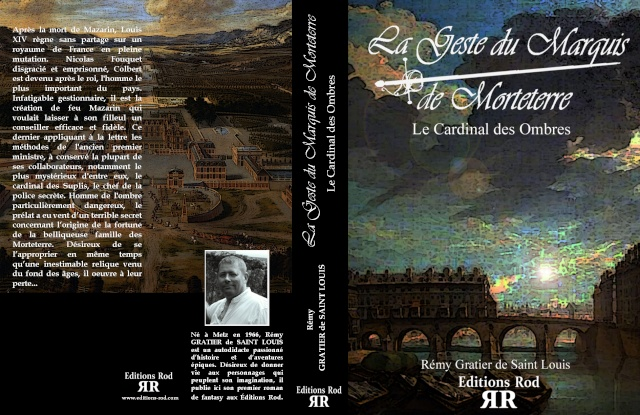 La Geste du Marquis de Morteterre est publié Couver38