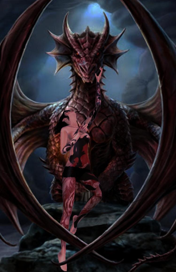 [Créations Diverses] Havane - Page 4 Dragon12