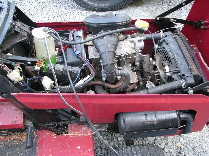 Honda 3813 In Different Skin Engine10