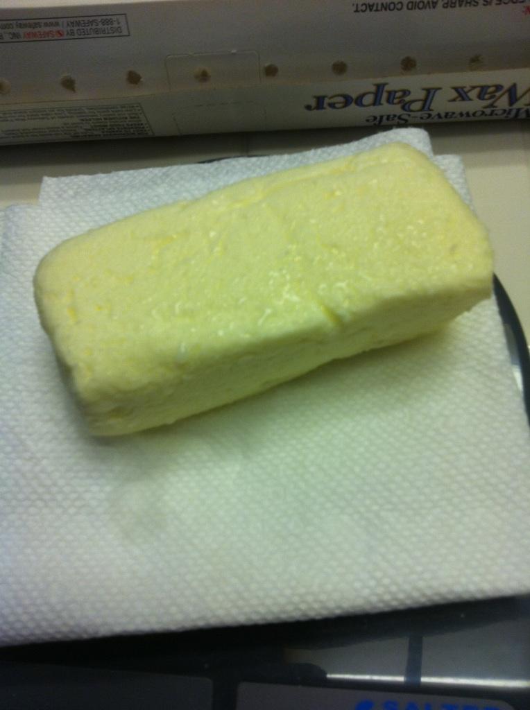 Home made Butter Butter14
