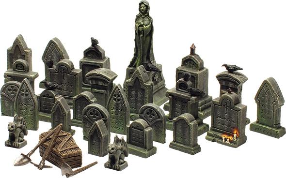 A mort les morts ! Table Cimetierre [Remi/Py] Graves10