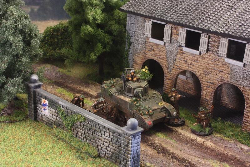 Winter's Black Bull - 11th Armoured Division 11thar11