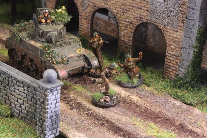 Winter's Black Bull - 11th Armoured Division 11thar12