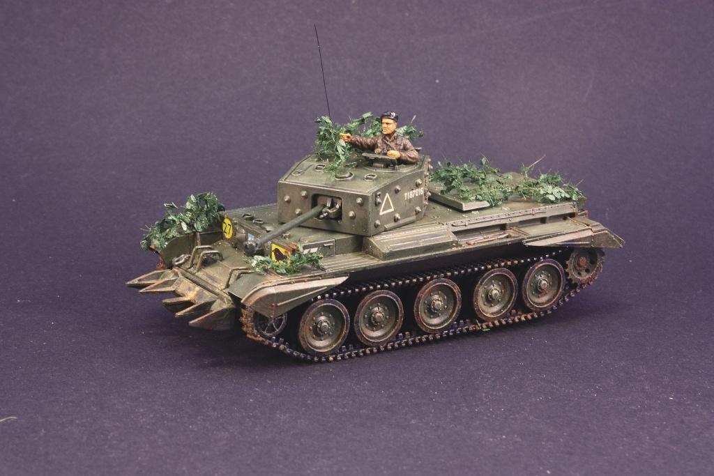 Winter's Black Bull - 11th Armoured Division A27_li10