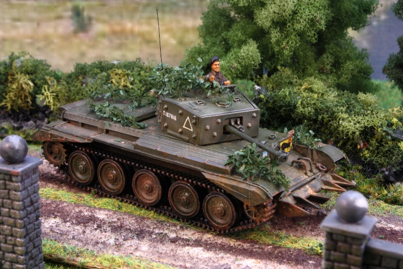 Winter's Black Bull - 11th Armoured Division A27_re11