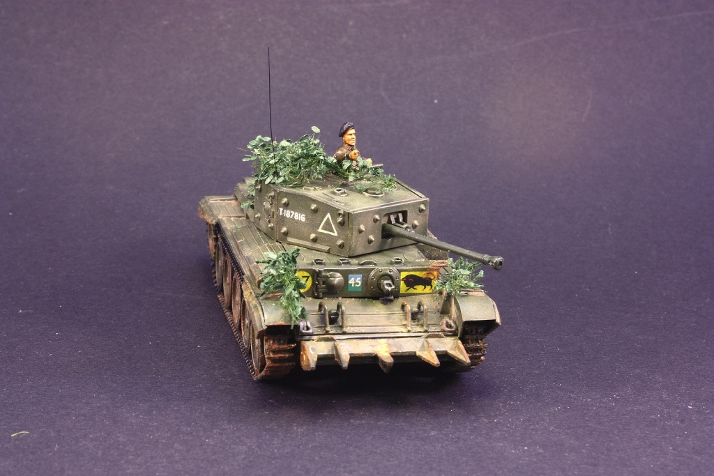 Winter's Black Bull - 11th Armoured Division A27_vo11