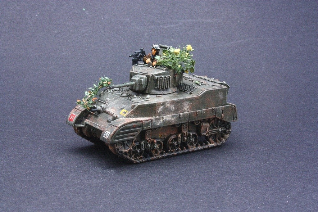 Winter's Black Bull - 11th Armoured Division M5_lin10