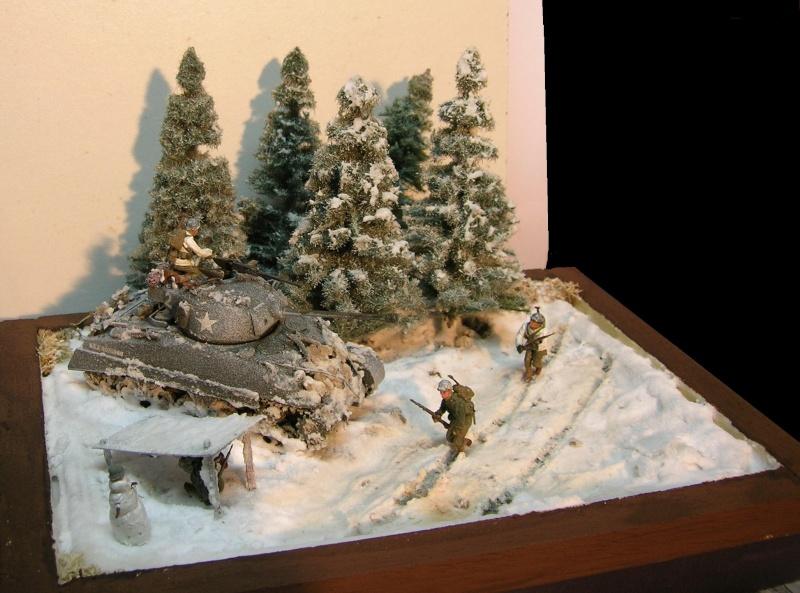 Sherman 1/72-Battle of the Bulge 1944.Par Michel55 Copie_10