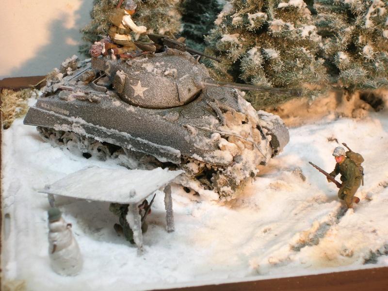 Sherman 1/72-Battle of the Bulge 1944.Par Michel55 Copie_11