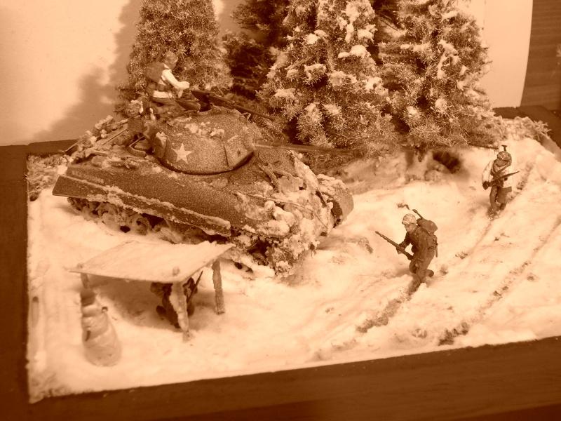 Sherman 1/72-Battle of the Bulge 1944.Par Michel55 Copie_13